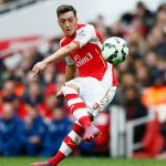 Arsenal-Mesut-Ozil